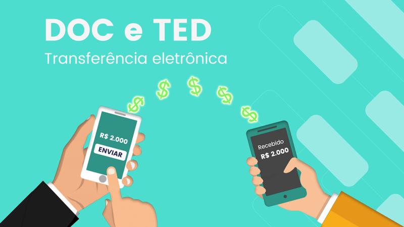diferença entre DOC e TED